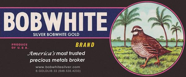 Precious-Metals-Broker-Bobwhite-Silver-Bobwhite-Gold-Banner